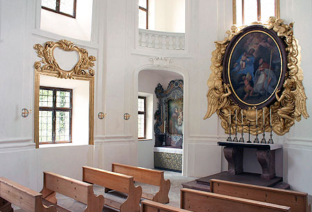 Picture: Renatus Chapel