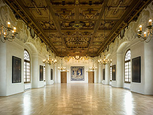 Picture: Dachau Palace, Banqueting Hall